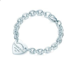 Tiffany & Co Tag bracelet